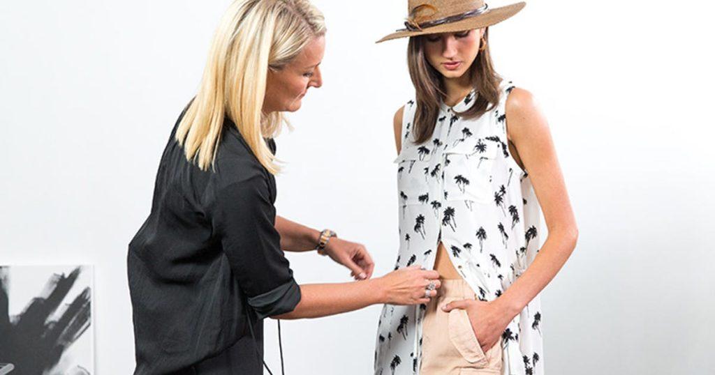 Personal shopping, a więc specjalne zakupy ze stylistką