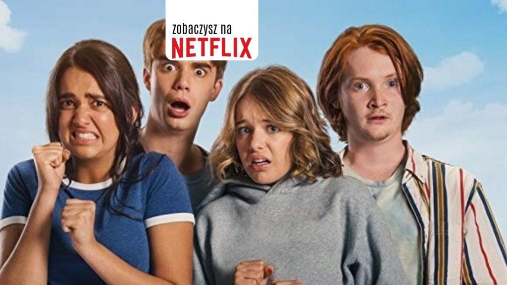 Netflix komedie – znajdź dla nich miejsce w repertuarze