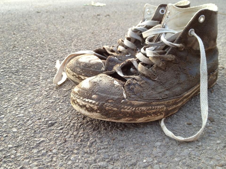 Poznajmy sposób na śmierdzące buty