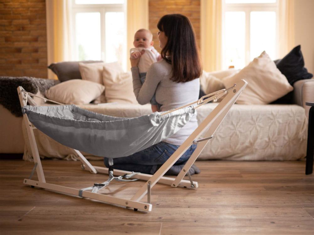 Czy warto kupić hamak dla niemowlaka?
