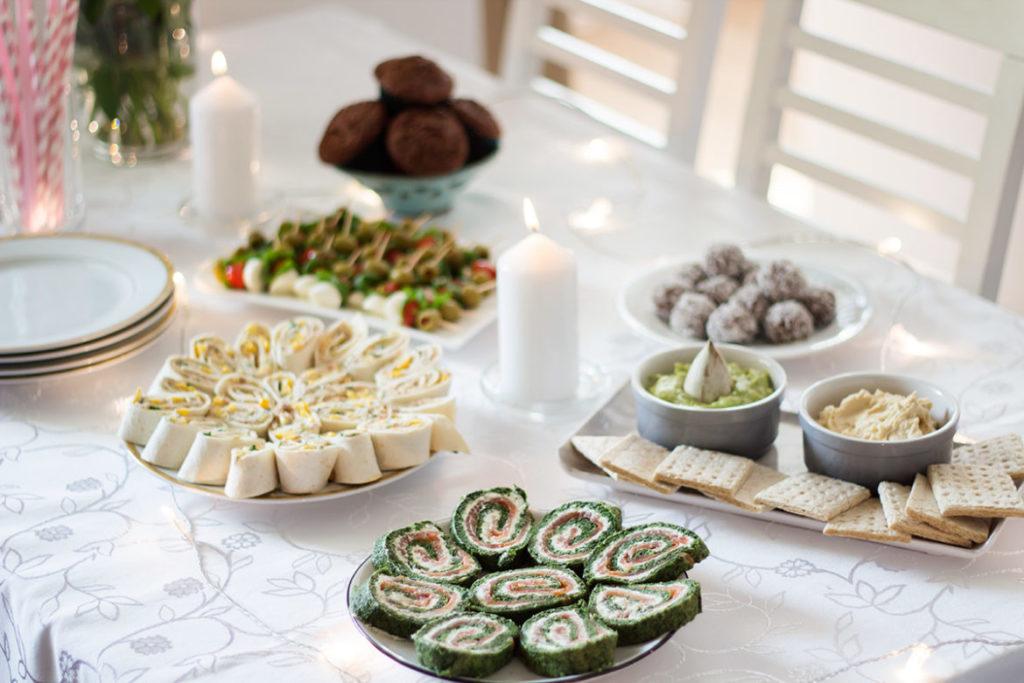 Przekąski na imprezę kwestia smaku – poszukajmy inspiracji