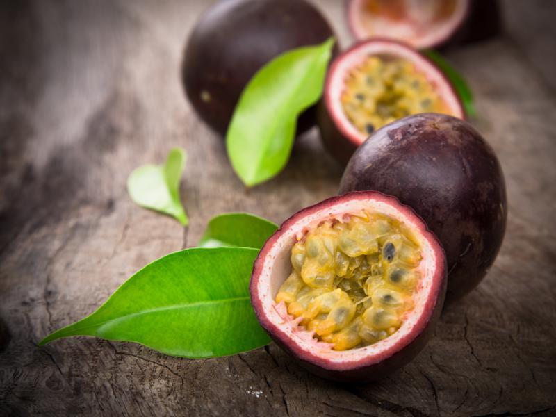 Passiflora owoce i ich właściwości