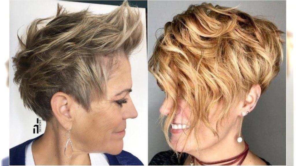 Pomysły na odmładzające fryzury dla 50 latek