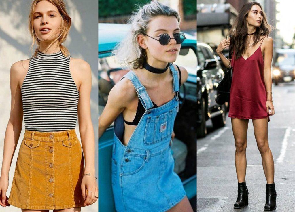 Ubrania lata 90 – tak bardzo je kochamy