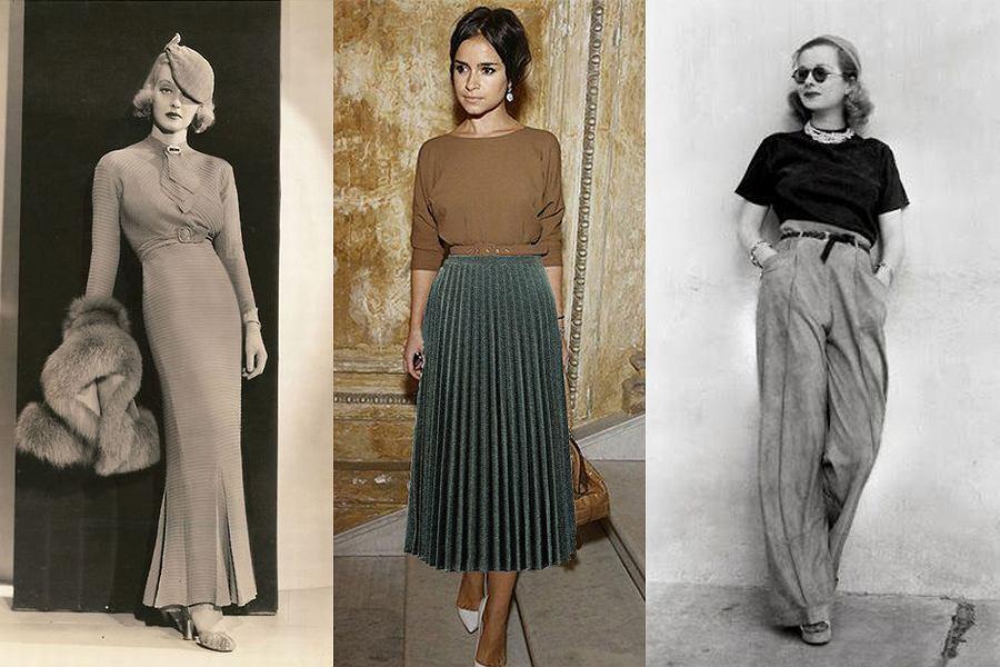 Moda lata 30 – przybliżmy ją sobie nieco